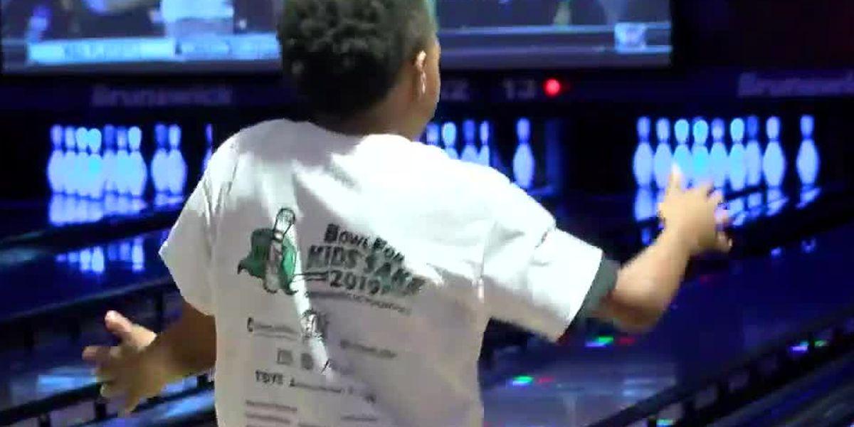 "Big Brothers and Big Sisters program holds popular ""Bowl for Kids Sake"" fundraiser"
