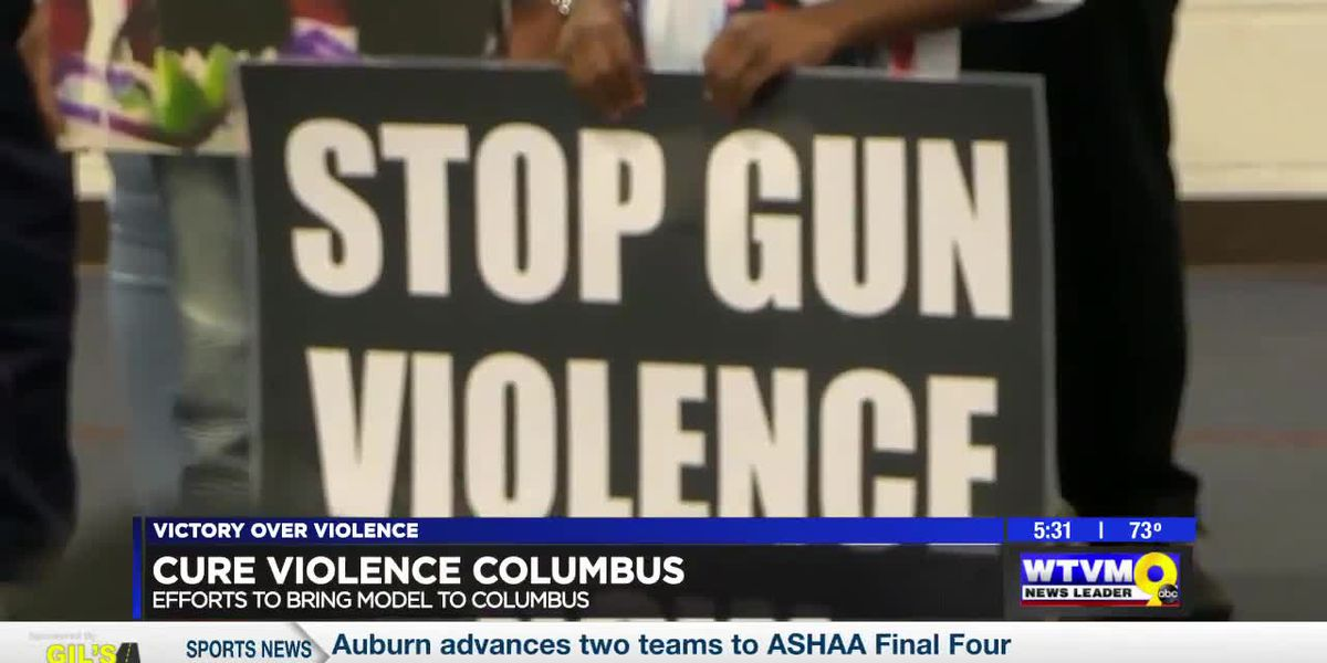 Efforts underway to bring national anti-violence program to Columbus