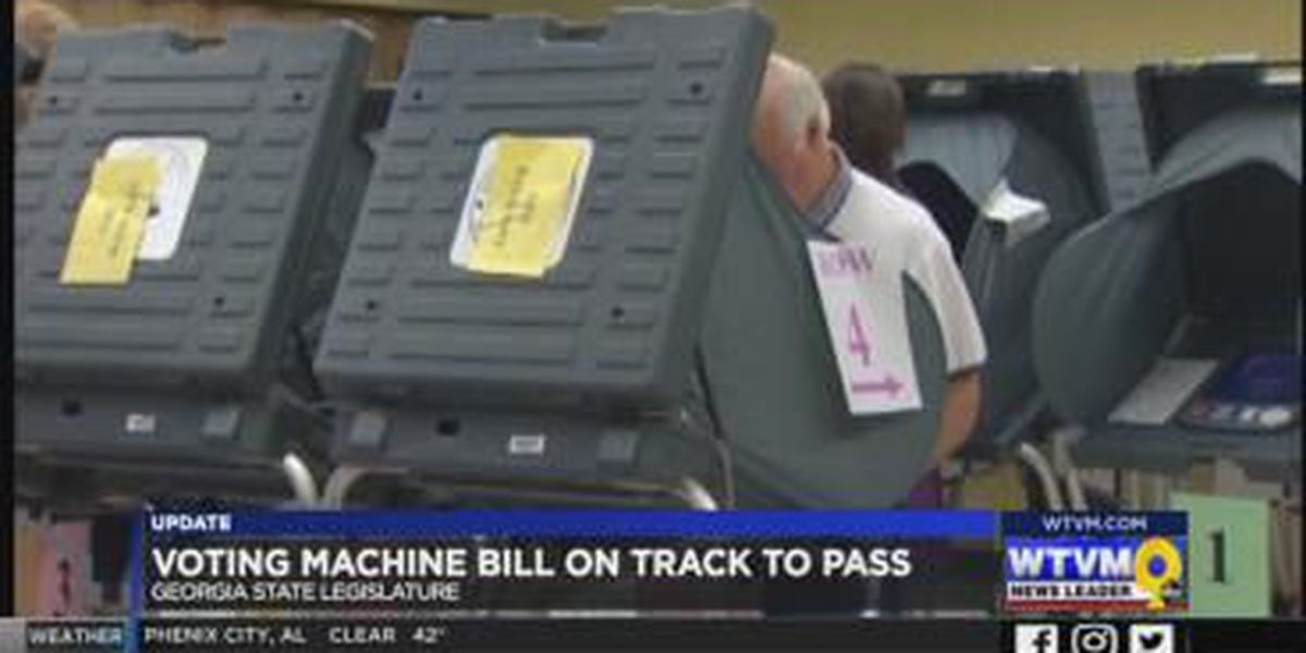 New plan to replace voting machines with paper ballots moves forward