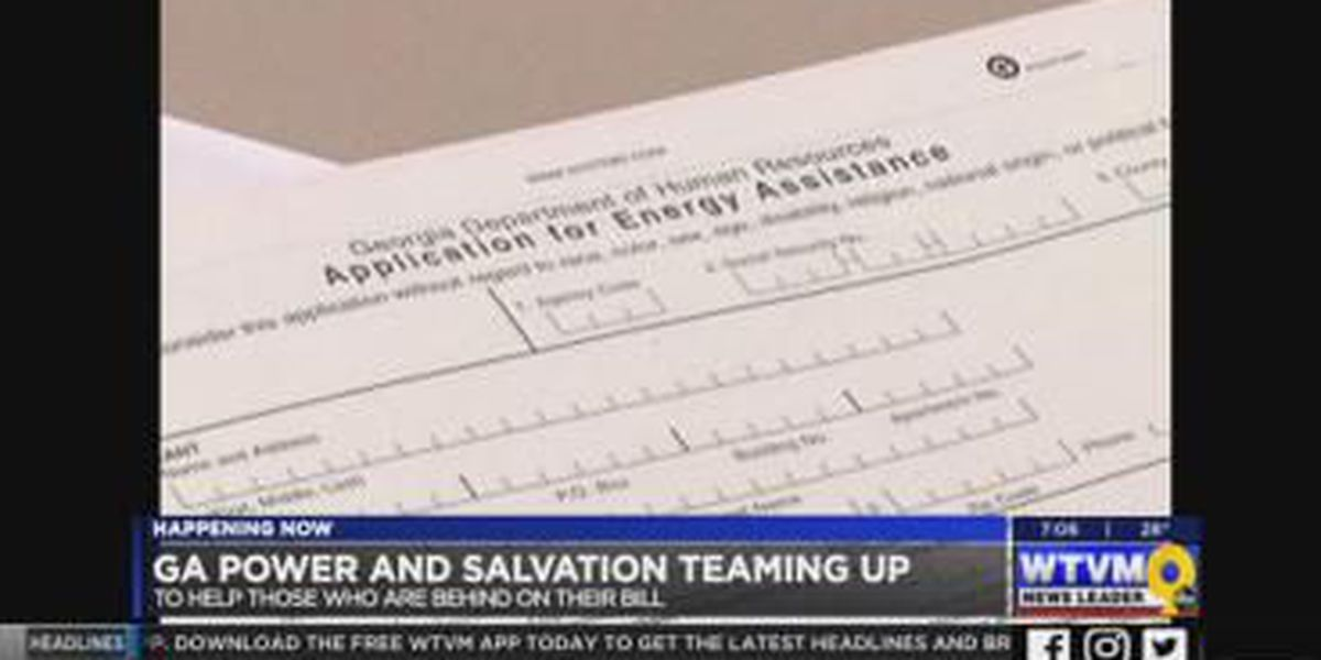 Salvation Army to assist with utility bill payments in Columbus