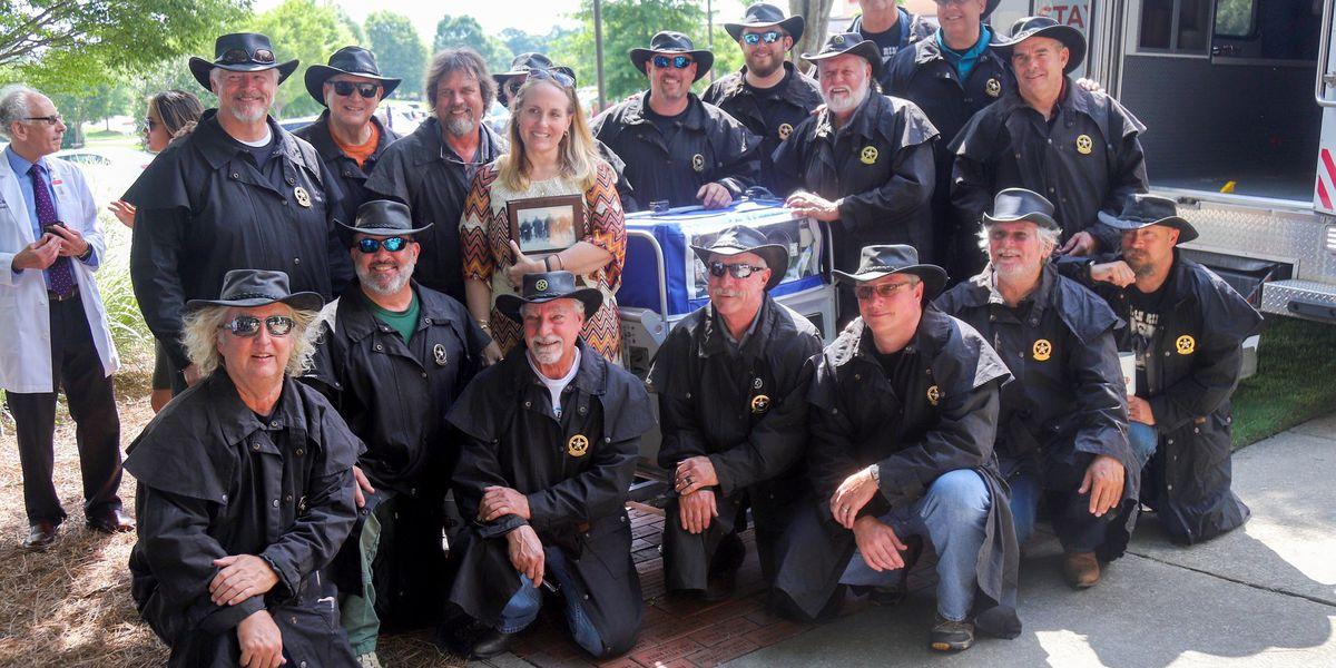 Scott's Miracle Riders donate $100K to Piedmont Columbus Regional