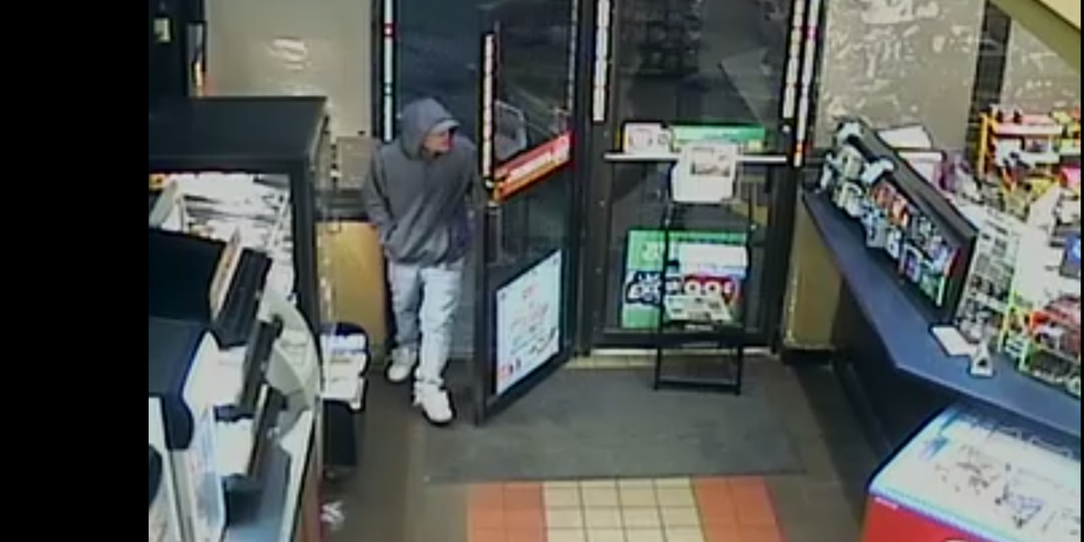 Suspect wanted in Columbus for armed robbery at Circle K on Victory Dr.