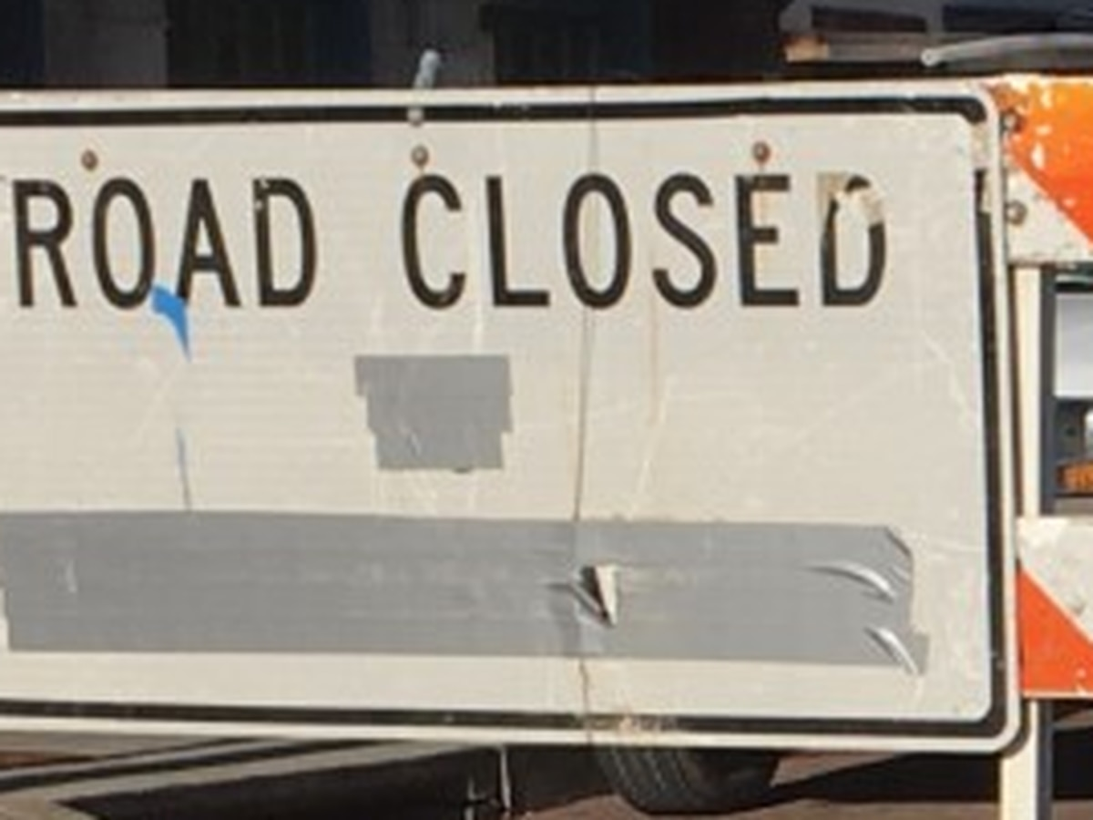Lane under 10th Ave. and 12th St. bridge in Phenix City to close for a week