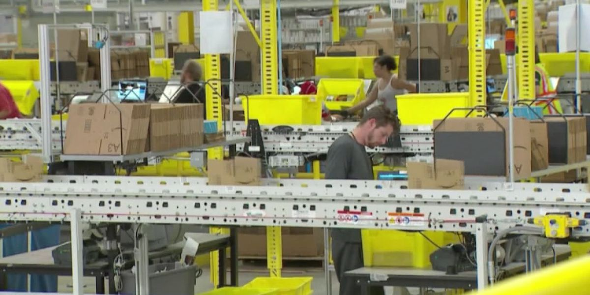 Georgia continues to add jobs at a rapid pace