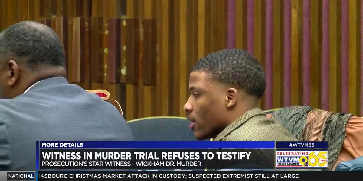 Murder trial underway for Columbus teen charged in Wickham Drive deadly shooting