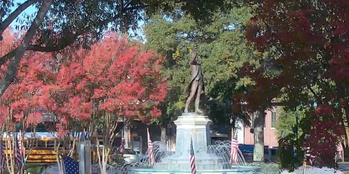 City of LaGrange unveils live camera of Lafayette Square