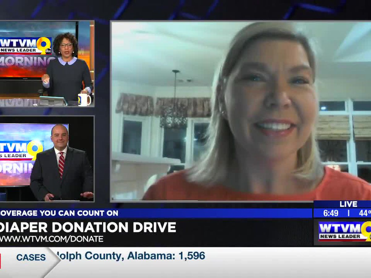 GUEST: Junior League of Columbus partners with WTVM for diaper drive