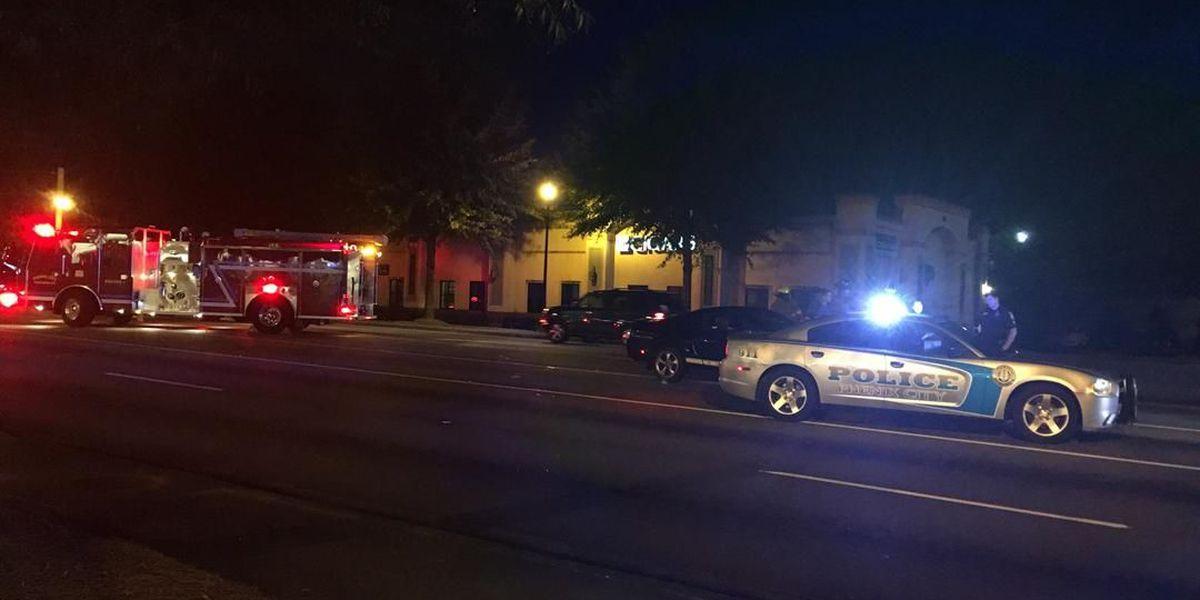 TRAFFIC ALERT: 2 car accident delays traffic on 13th Street