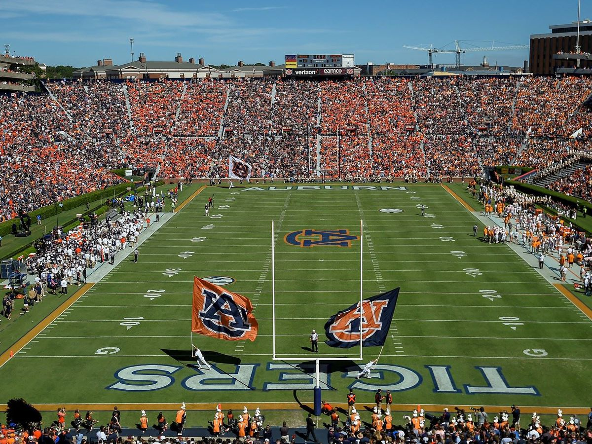 No eagle flights in Jordan-Hare stadium during Auburn's 2020 season