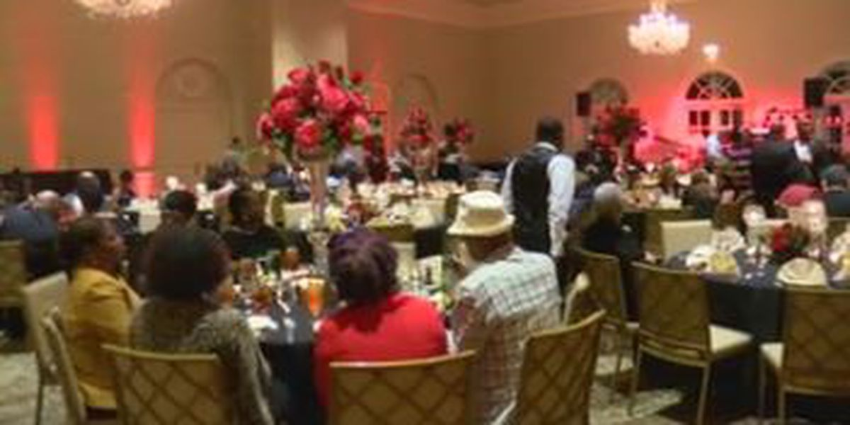 Overflo Outreach Ministries celebrates 2nd annual Bourgeoisie and Bow Ties Community Awards Gala in Columbus