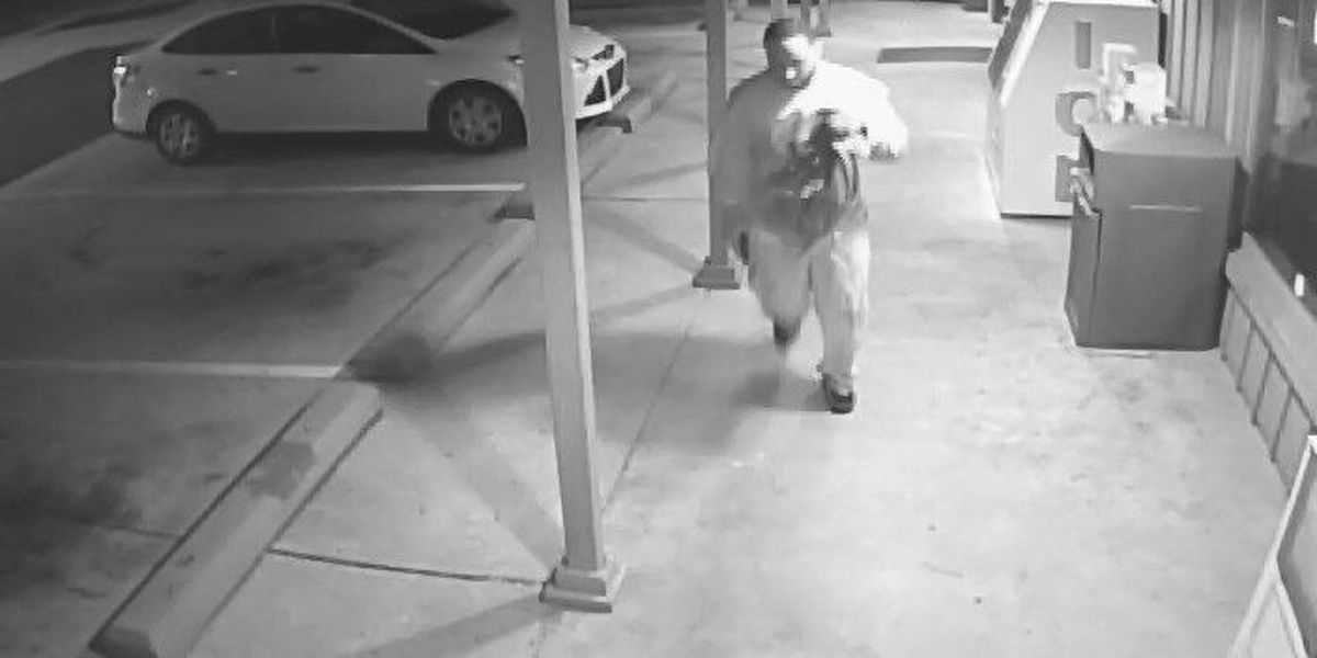 Opelika police searching for Bread and Buggy armed robbery suspect