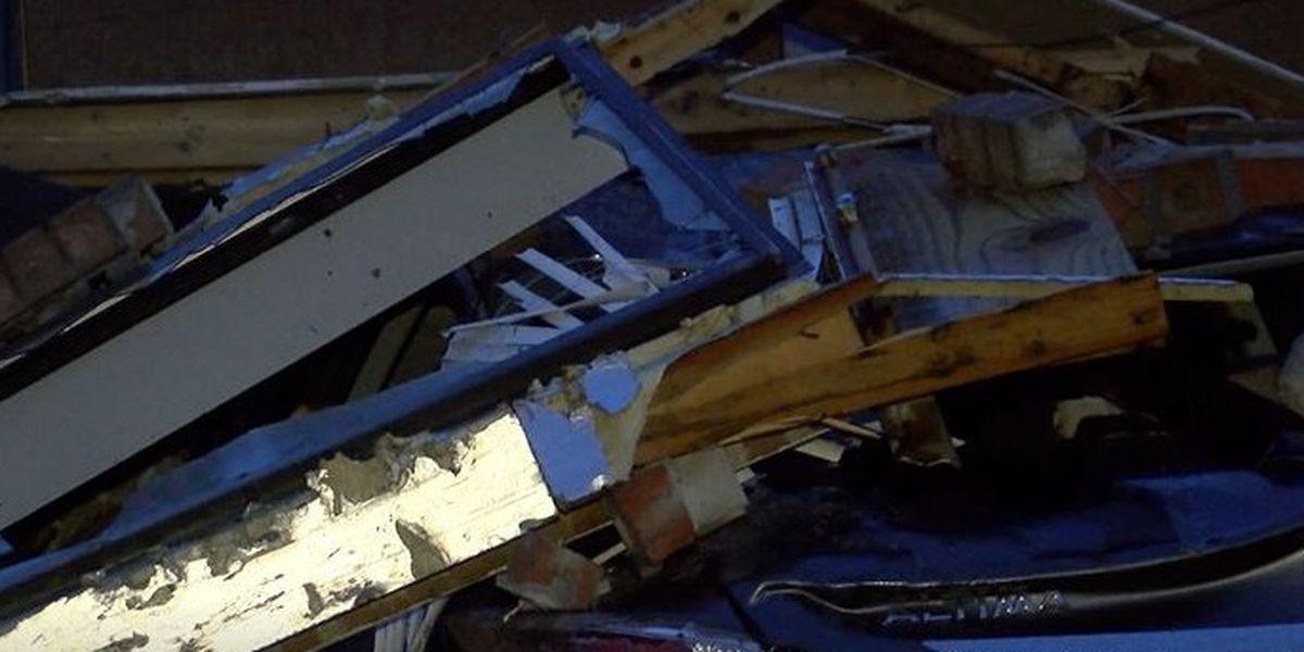 Chilton County man survives as storm destroys home