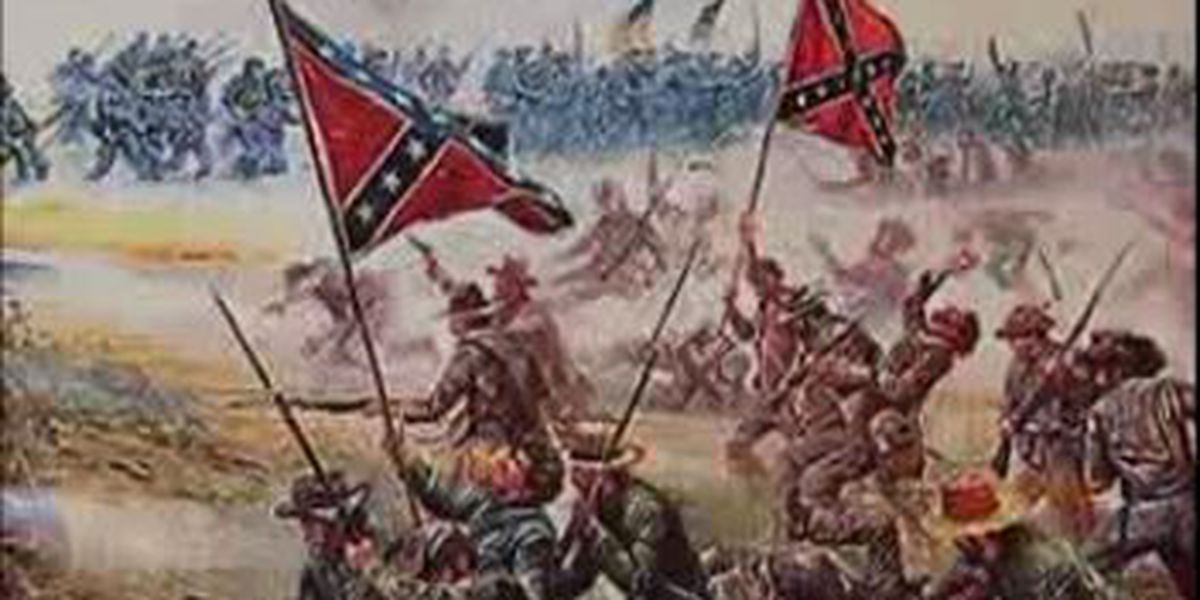 Several Army posts named for Confederate generals