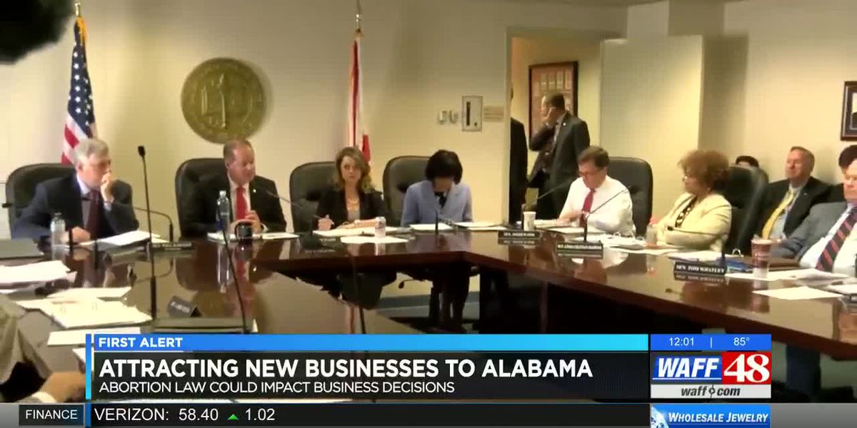 Abortion law could impact Alabama economy