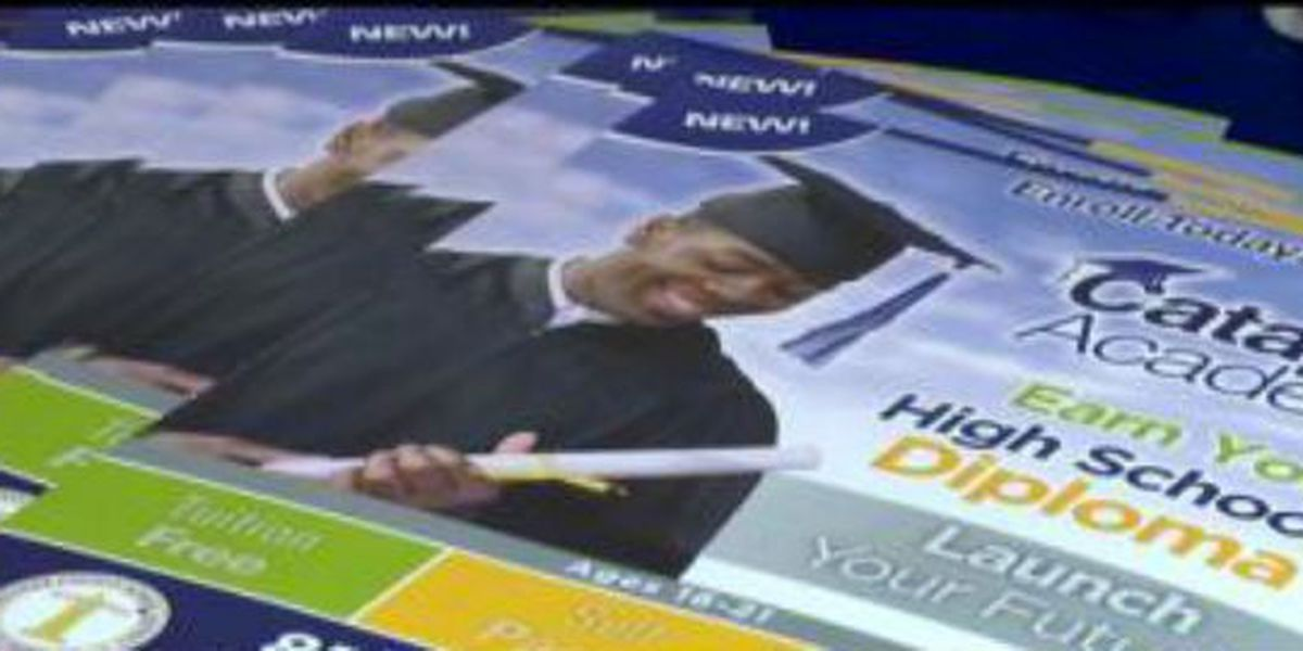 Dropouts in Muscogee County get second chance at success