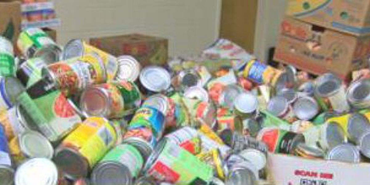Postal workers prepping for Stamp Out Hunger Food Drive
