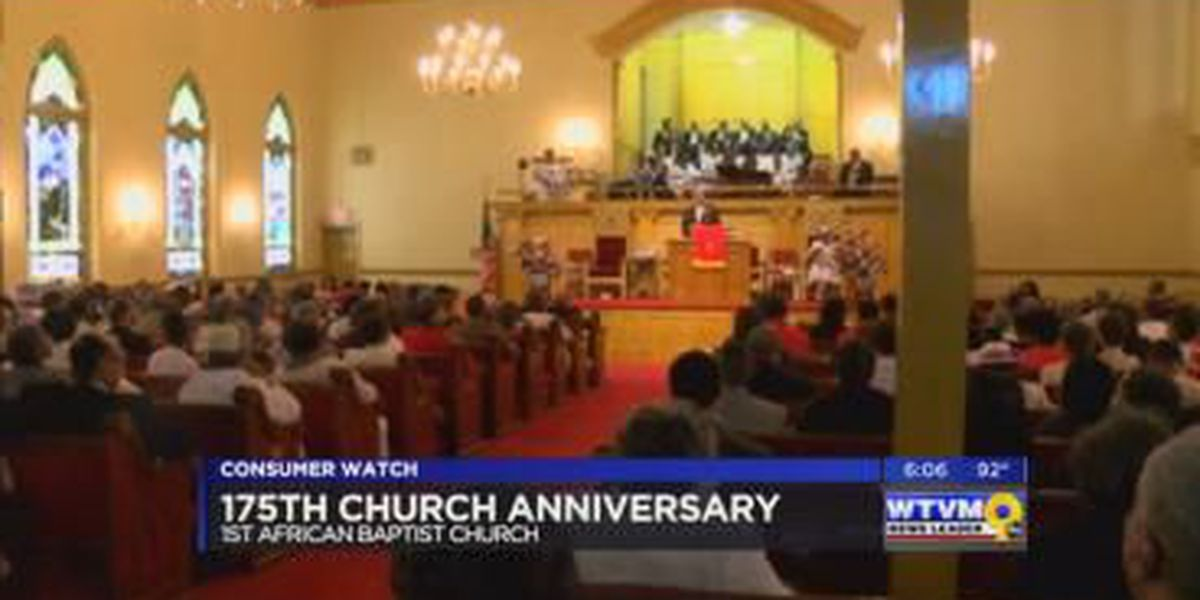 Columbus church celebrates 175th anniversary on Sunday