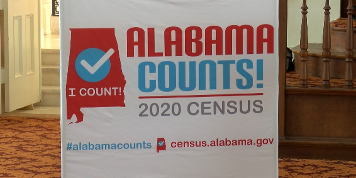Alabama completes 2020 census with 99.9% household response
