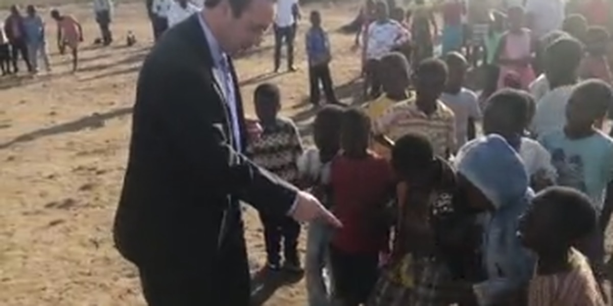 Pt. 2: Columbus evangelists learn from culture in Africa