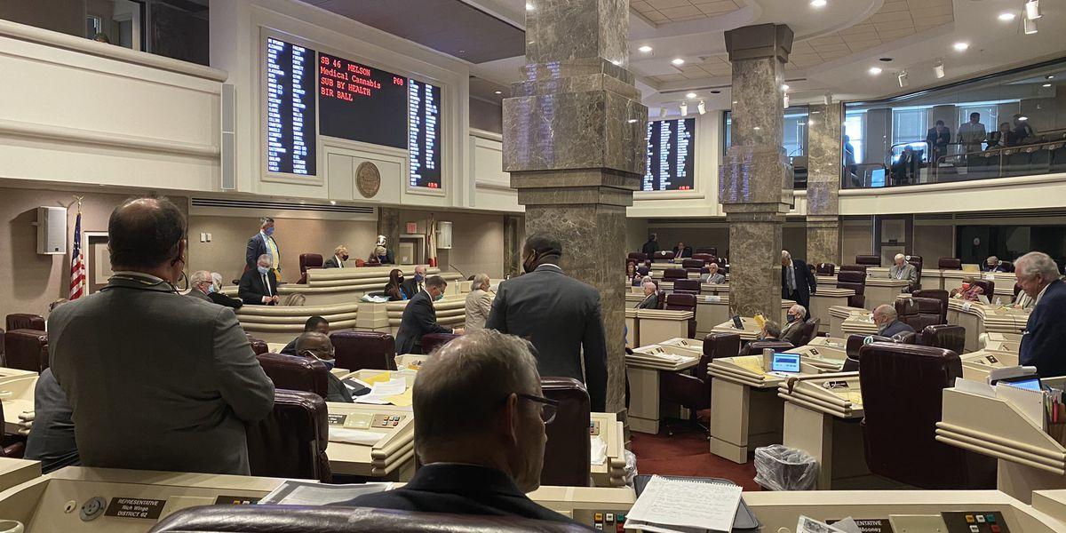 Medical marijuana bill stalls in Ala. House after 9 hours of debate