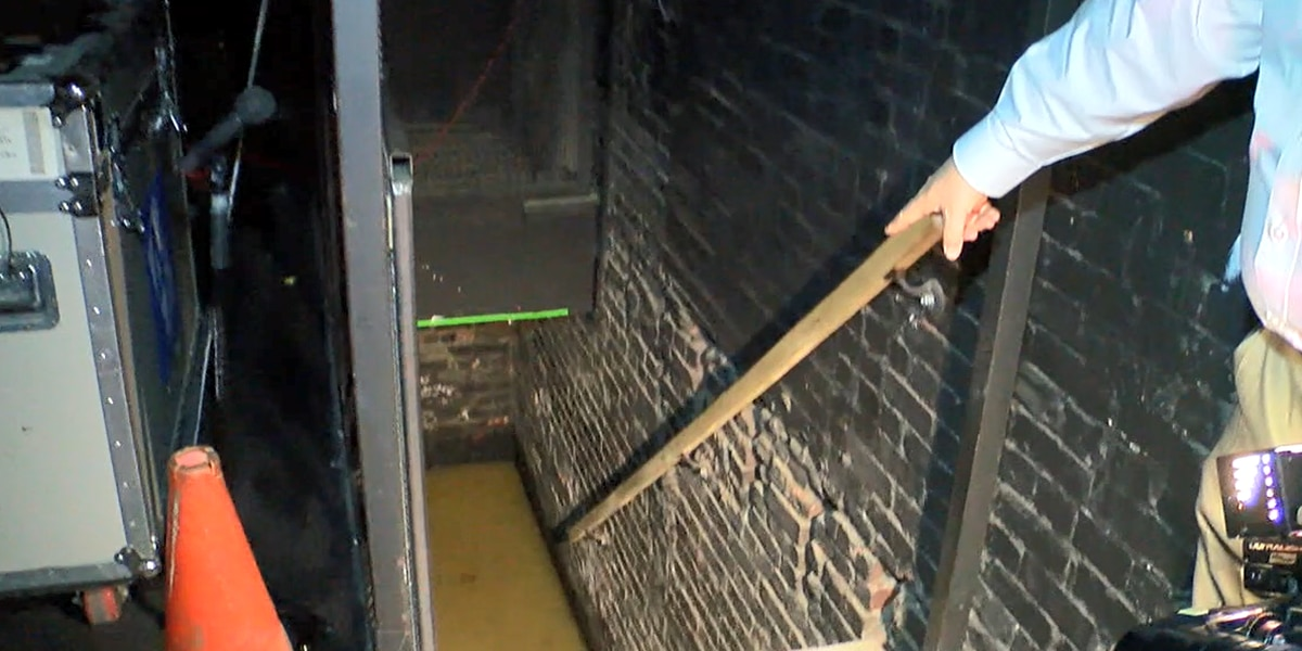 UPDATE: Basement of Springer Opera House floods with more than 3 feet of water, shows will go on