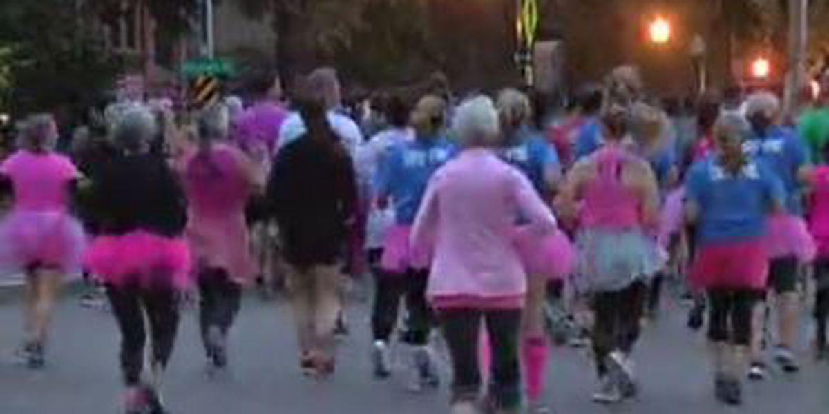 West Central Georgia Cancer Coalition celebrates 10th anniversary of 'Paint the Town Pink'