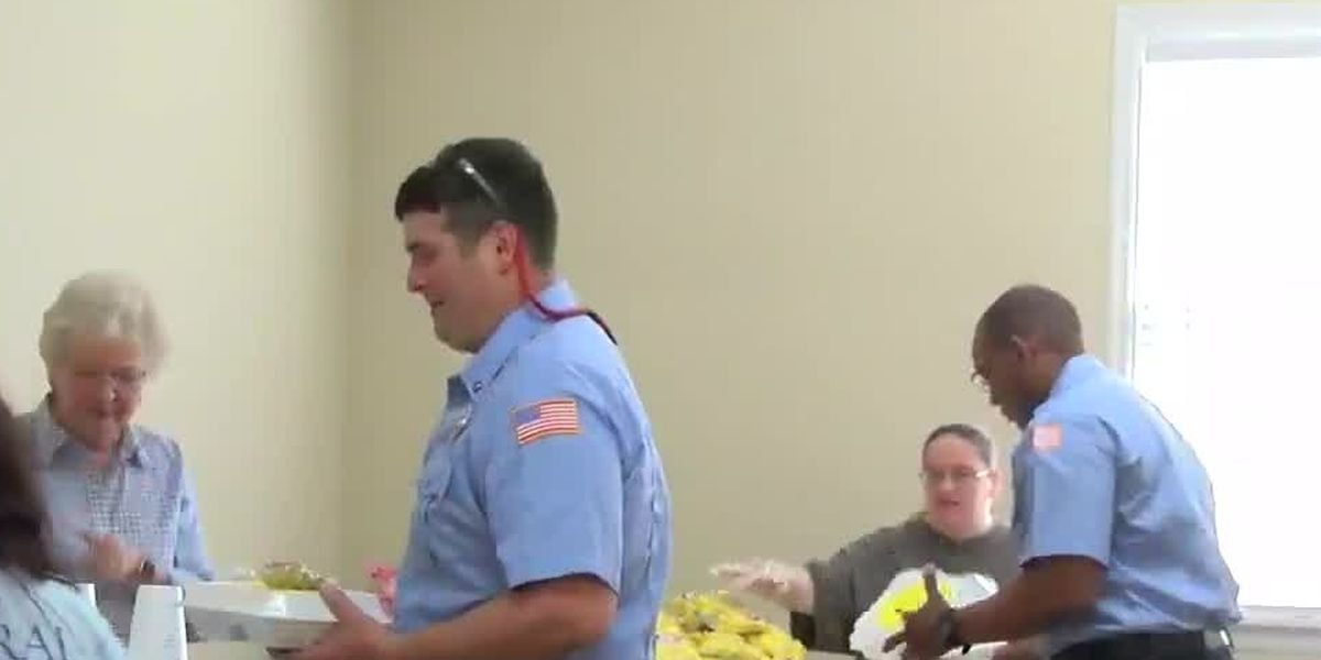 Opelika Church hosts first responders appreciation brunch