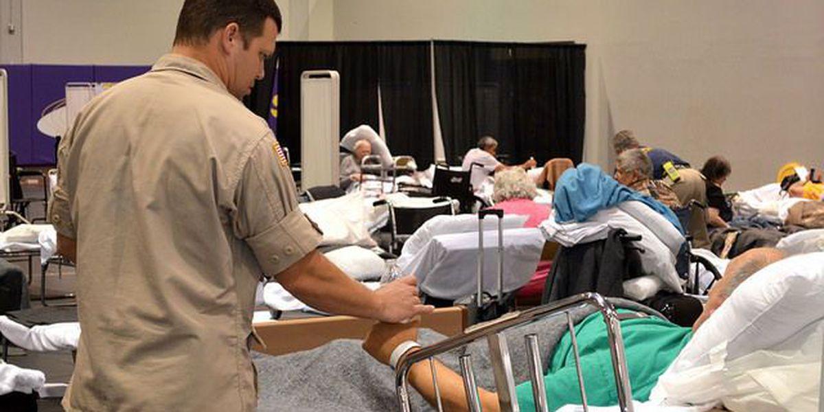 Opelika EMS instructor assists LA flood victims