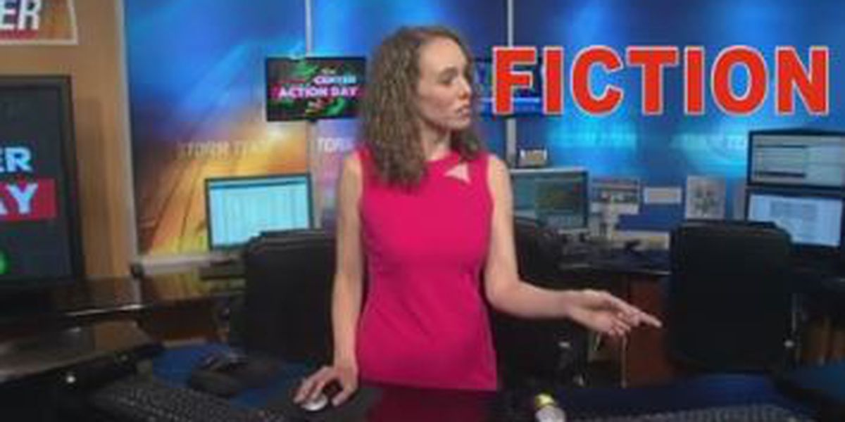 Fact or Fiction: Severe weather edition