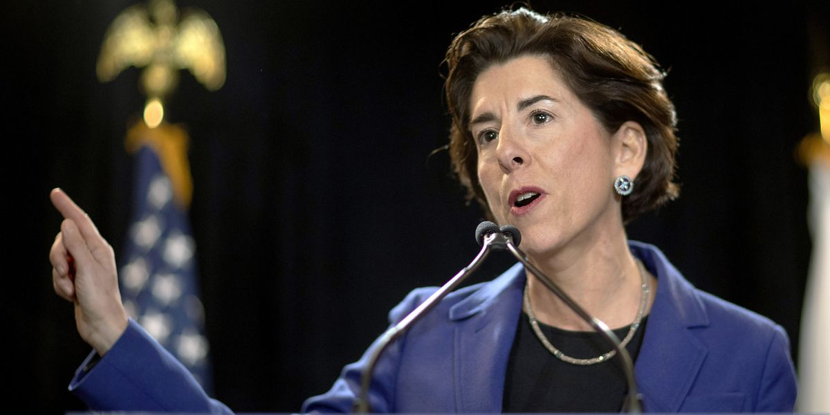 Senate confirms Raimondo as Biden commerce secretary