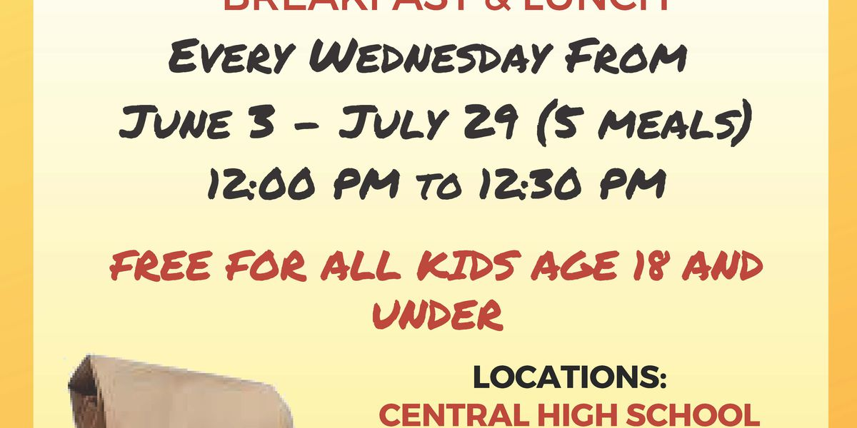 Phenix City schools to host summer feeding program