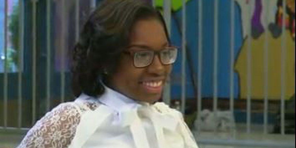 Youth of the Year finalist: Demetria Floyd