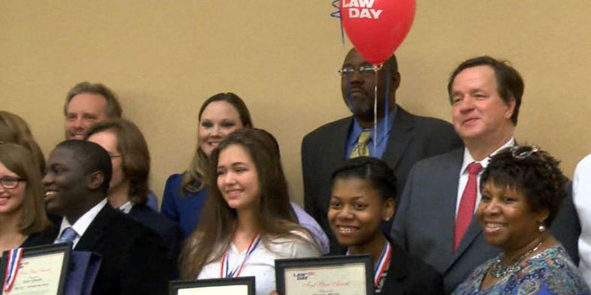 Several recognized at Law Day Luncheon in Columbus