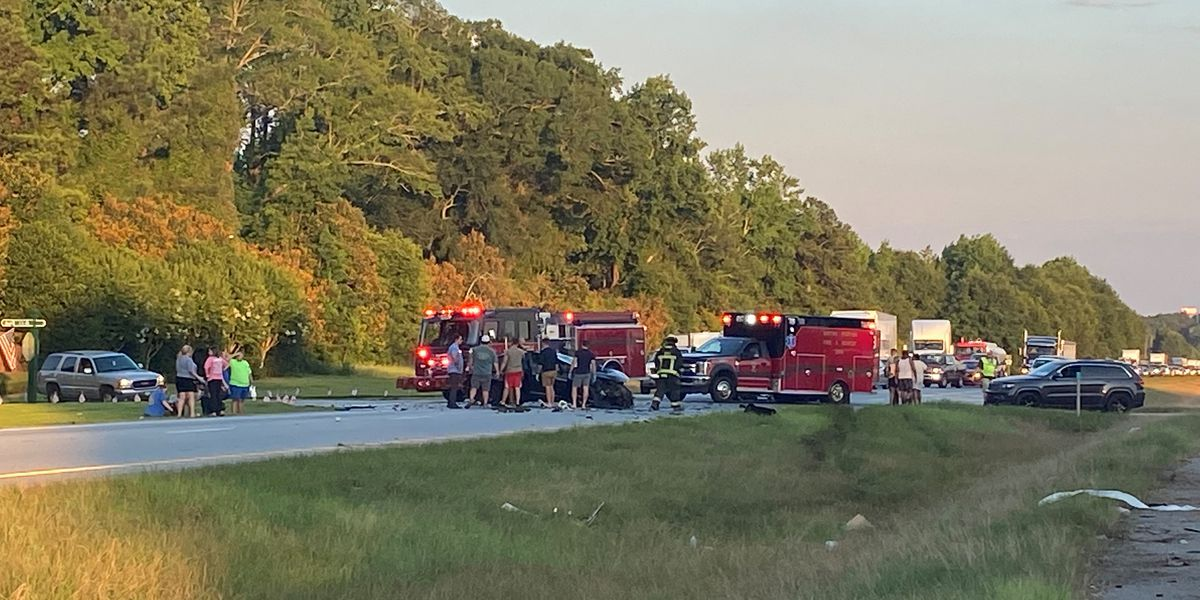 Traffic delayed following vehicle accident on Hwy. 280 in Smiths Station
