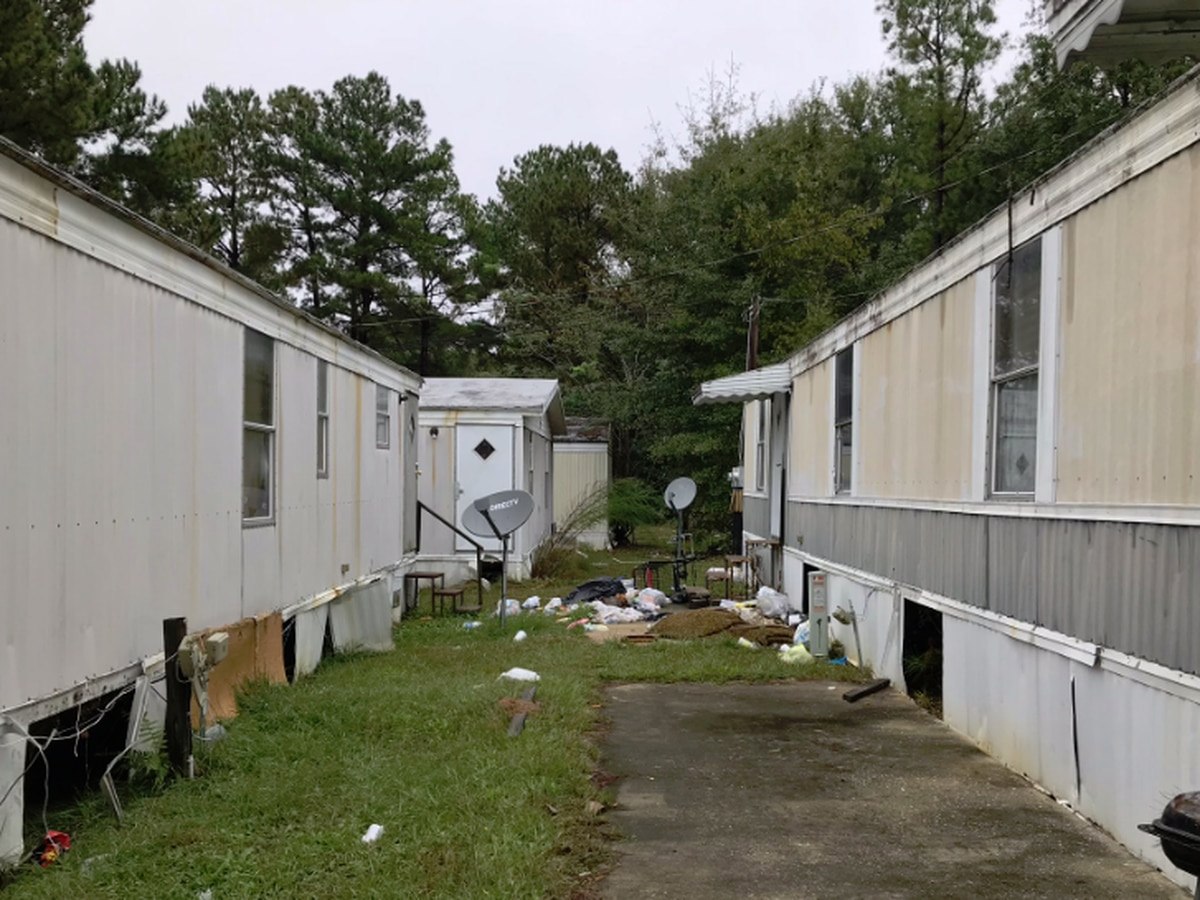 Columbus mobile home park facing threat of closure by the city; property management responds