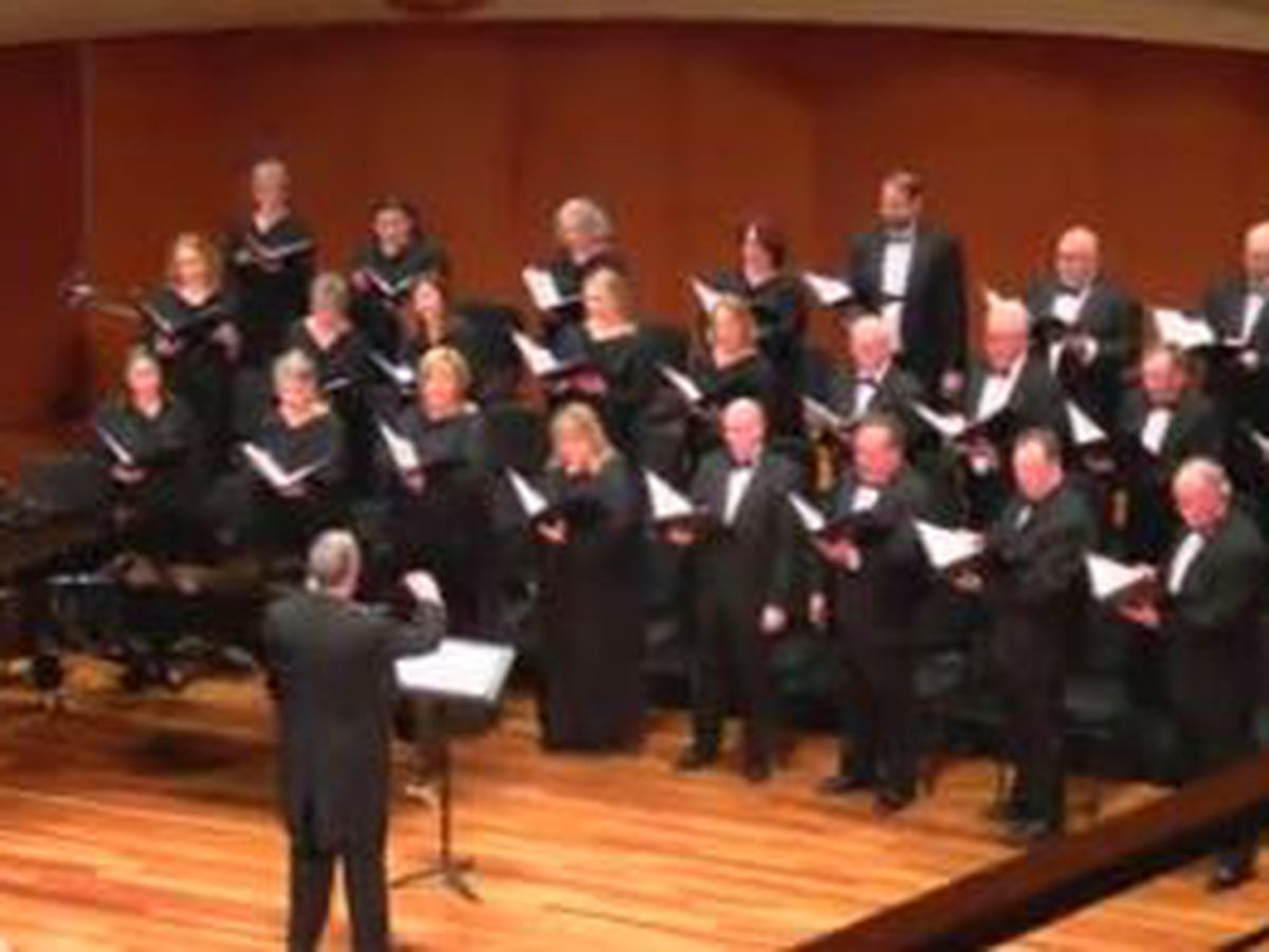 Cantus Columbus hosts 19th annual Christmas concert