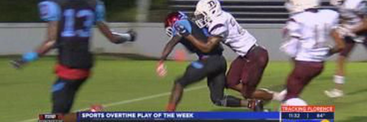 Play of the Week: Joyner-to-McCoy 42 Yard TD Pass 'The Real McCoy'