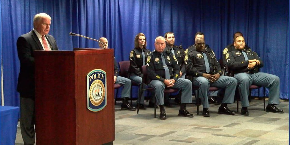 10 CPD officers promoted in Wednesday ceremony