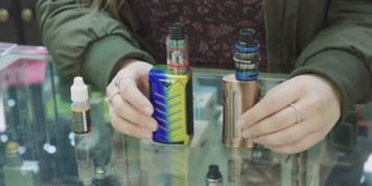 Vape-related illnesses spark concerns for vape shops in the Chattahoochee Valley