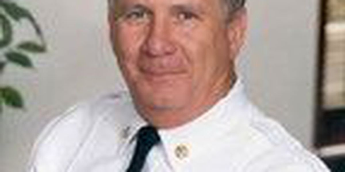 Opelika Fire Chief announces retirement