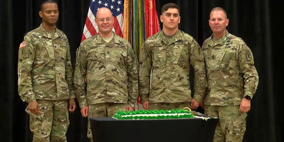 Military Matters: U.S. Army turns 242-years-old