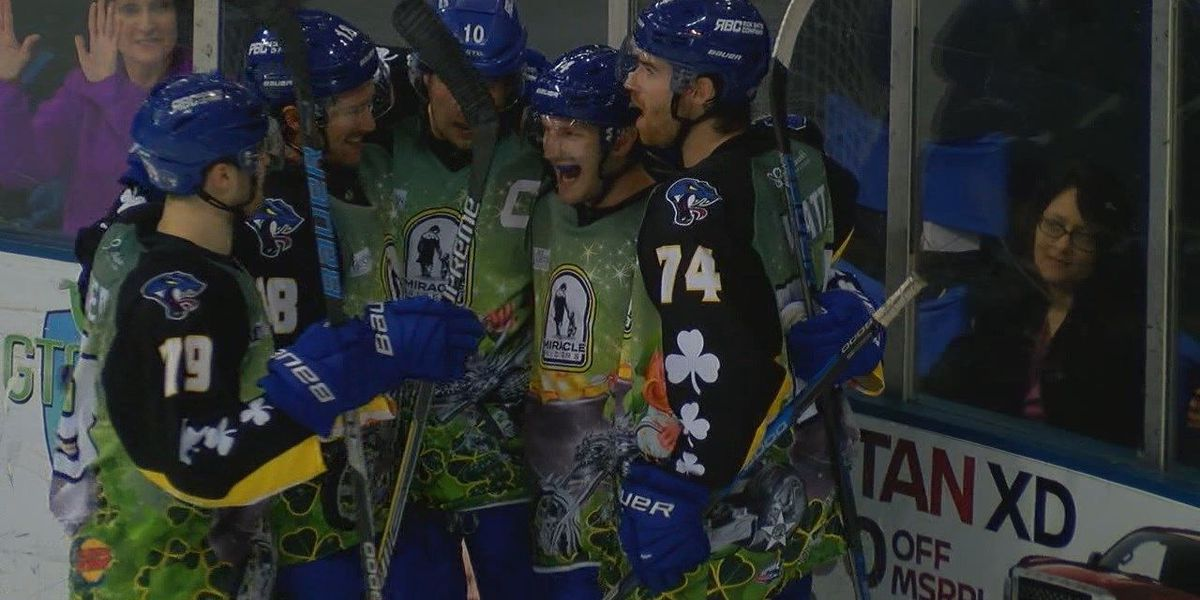 Columbus Cottonmouths get ready for big weekend