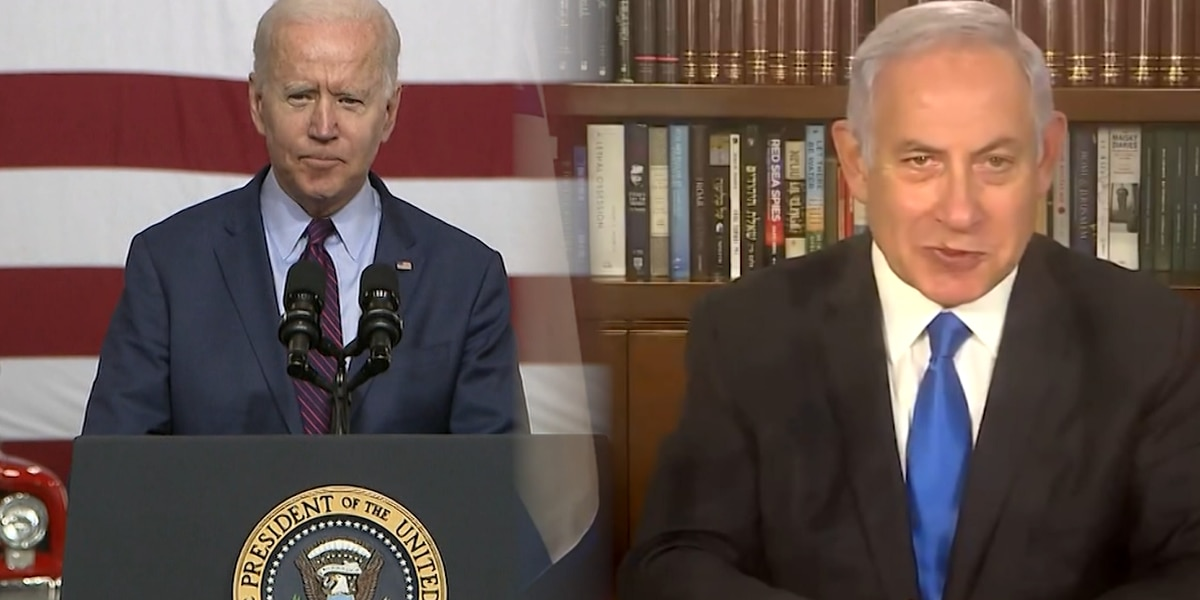 Pressure builds on Biden to call for ceasefire in Middle East