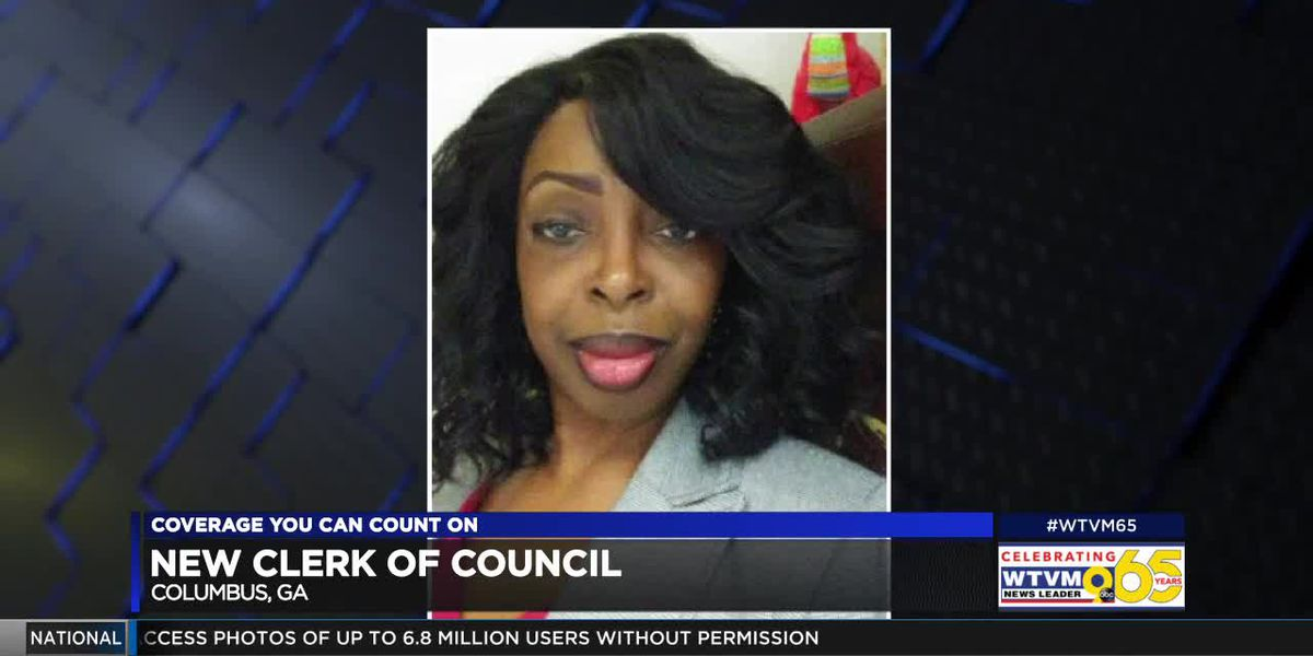 City of Columbus names former employee as new Clerk of Council