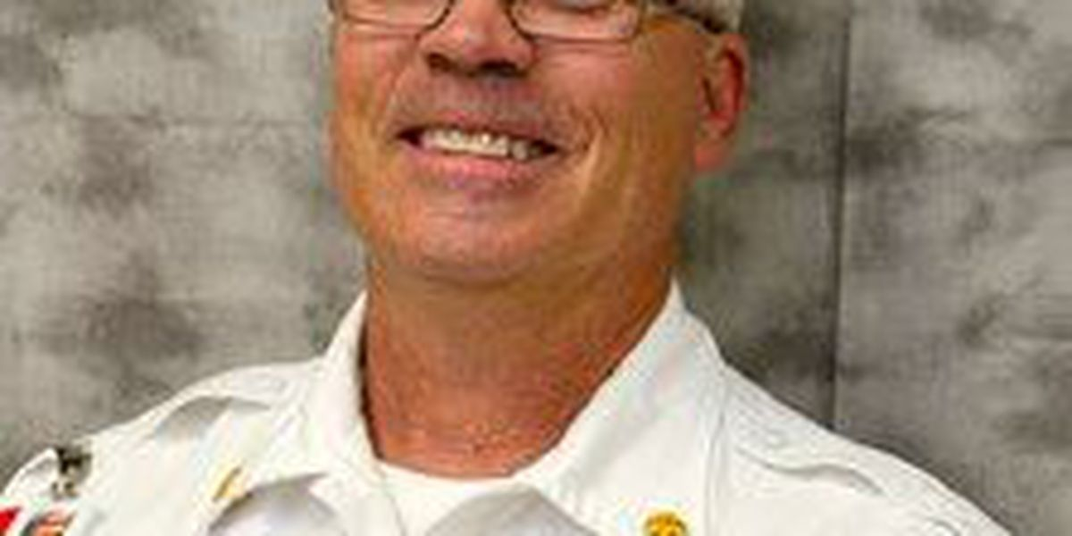 New fire chief named in Opelika