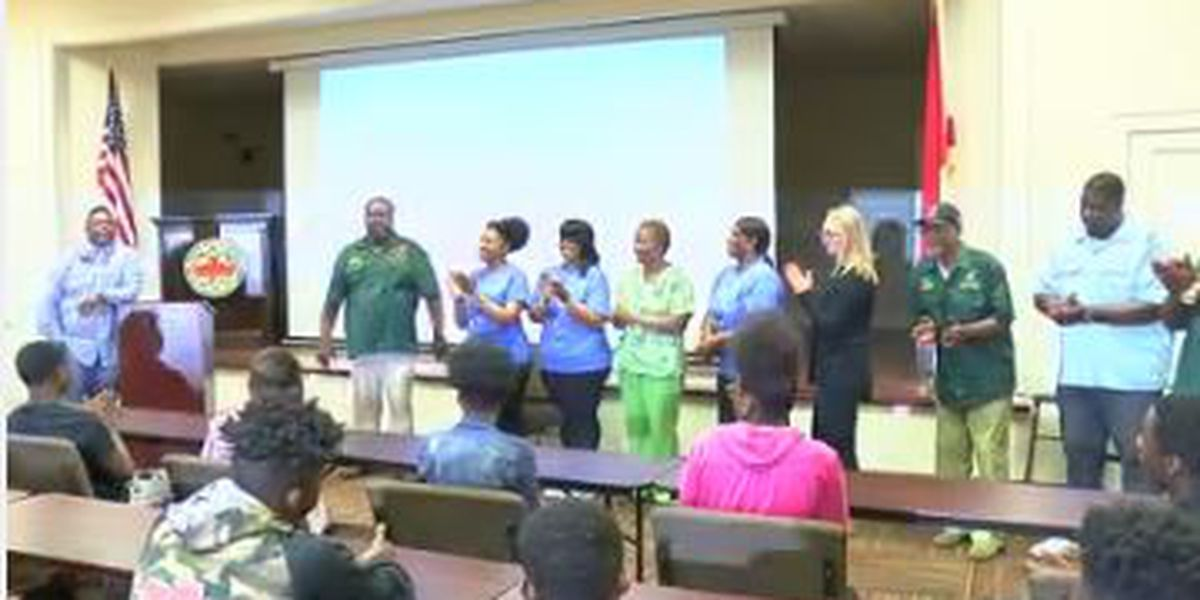 Phenix City Success Academy ends school term with celebration for students