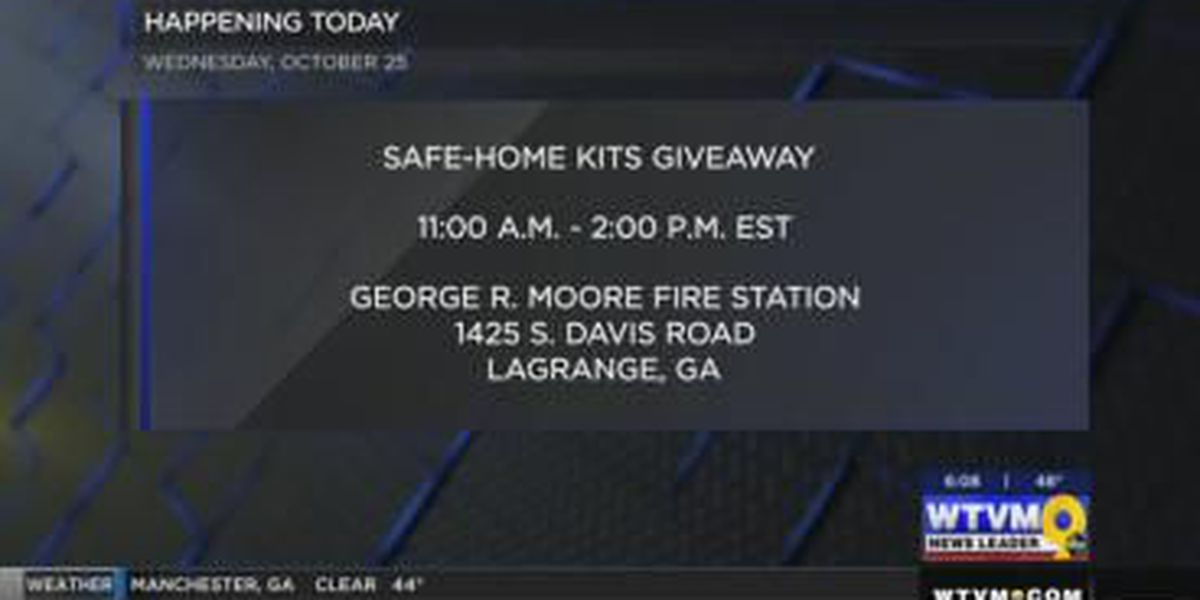 Charter and LaGrange Fire Dept. offer free home safety kits