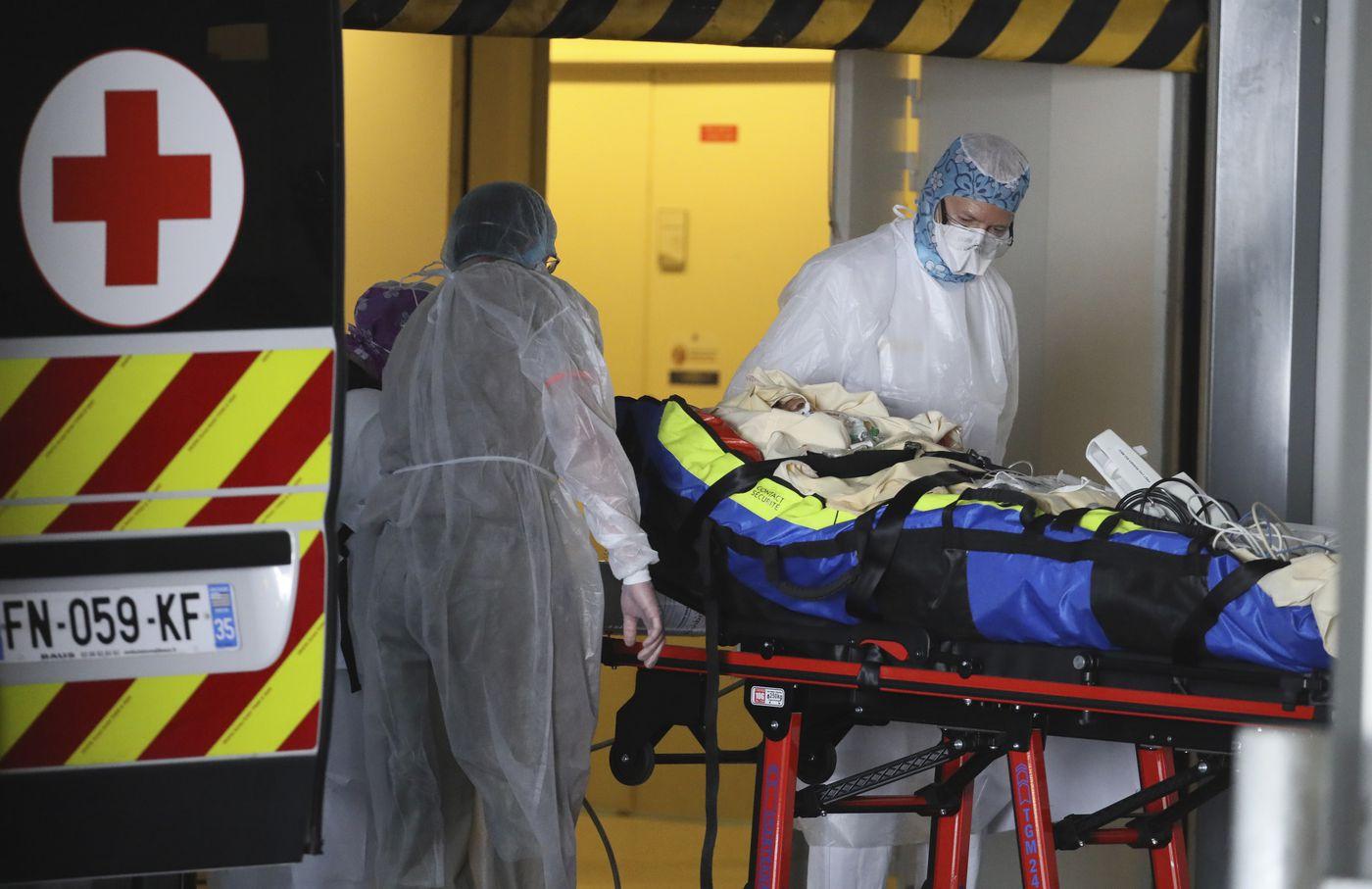 US, UK brace for soaring death tolls as coronavirus pandemic bears down