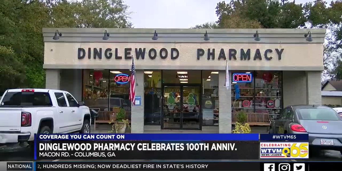 Dinglewood Pharmacy still scrambling hot dogs after 100 years