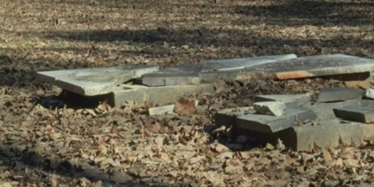 """It's hurtful:"" Lee Co. Sheriff's Office looking for possible Salem cemetery vandals"